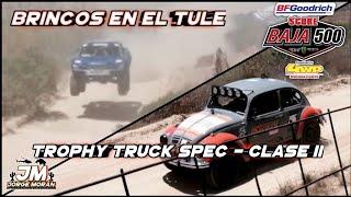 Baja 500 2021    BRINCOS EN EL TULE    TT'S SPEC, CLASE 10, 11, UTV, ETC    MILLA 8