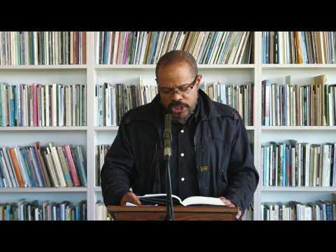 The Poetry Center — John Keene, Counternarratives
