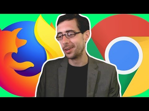 (Chromium vs Firefox) vs (Google vs Mozilla) - Battle Of The Browsers