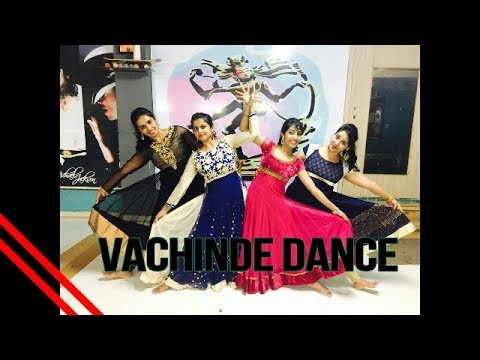 Vachinde Song Dance Video | Fidaa Songs | Varun Tej, Sai Pallavi | Sekhar Kammula | Shakti Kanth