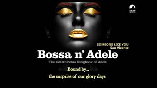 Someone Like You - Bossa n´ Adele version by Shelly Sony and Sao Vicente (LYRIC VIDEO).mp3