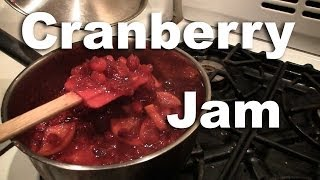 Cranberry Jam Recipe - How To Cook Cranberries : Gardenfork.tv