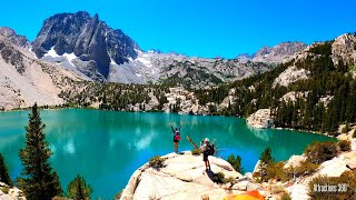 West Coast Must Do Hikes - Big Pine Lakes, Horseshoe Bend, & The Narrows in Zion