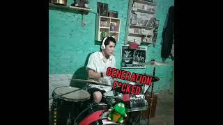 WAKRAT - Generation Fucked (DRUM COVER)