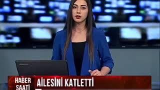 Tv Kayseri Ana Haber 13.12.2017