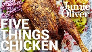 5 Things to do with… Chicken | Food Tube Classic Recipes