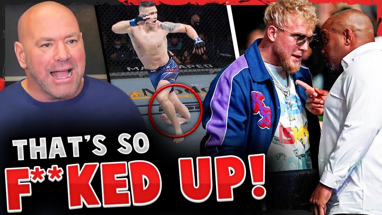 Social media fighter reactions to Chris Weidman's leg injury against ...
