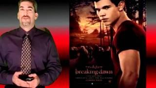 Twilight Saga Breaking Dawn Part 1 Movie Review