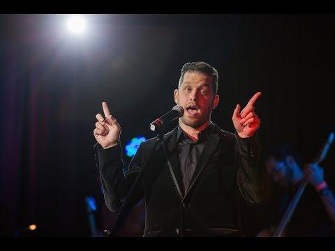 """Ben Thompson - """"Little Black Dress"""" at BROADWAY SINGS SARA BAREILLES"""