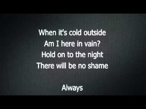 Erasure-Always: lyric video
