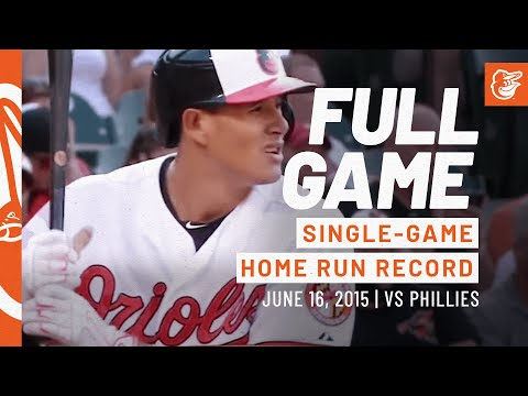 Game #12: 6/16/15 Phillies at Orioles