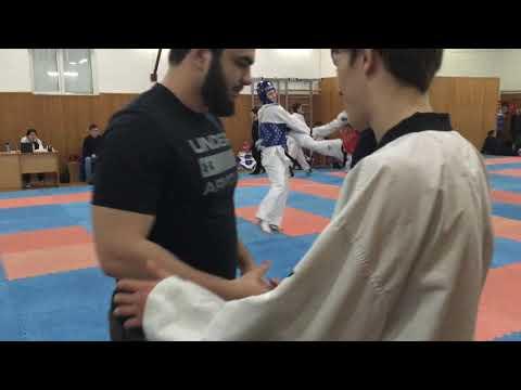 Кубок Дагестана Исаков Шамил & Хасулбеков Ислам (80 кг)