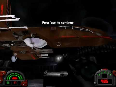 Star Wars - Dark Forces Walkthrough - Mission 1 [HD]