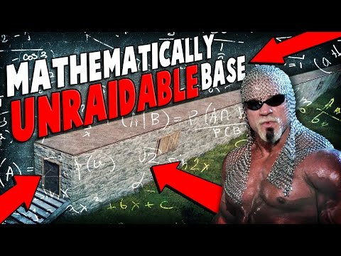 MATHMEMATICALLY UNRAIDABLE BASE DESIGN!!! RUST - CODY17 BEST BASE DESIGNS (100% SUCCESS)