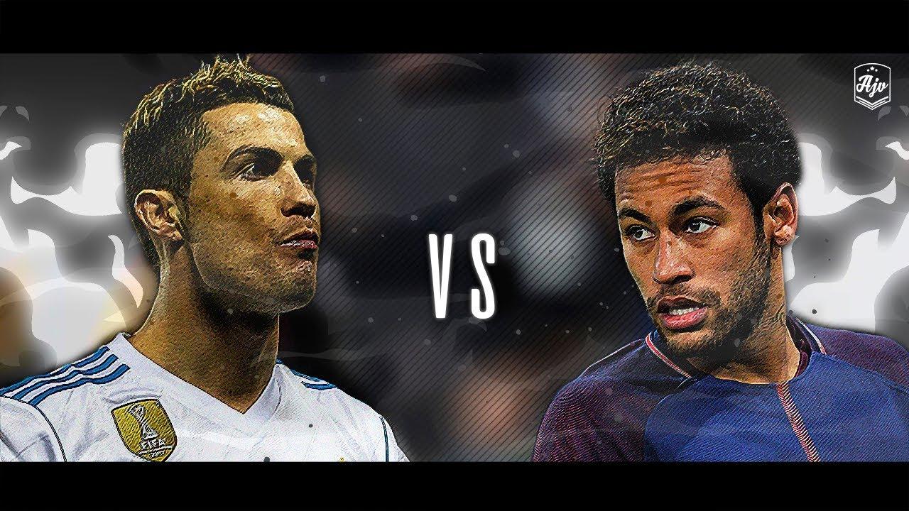 Neymar Jr Vs Cristiano Ronaldo 2018 Real Madrid Vs Psg 3 1 Hd