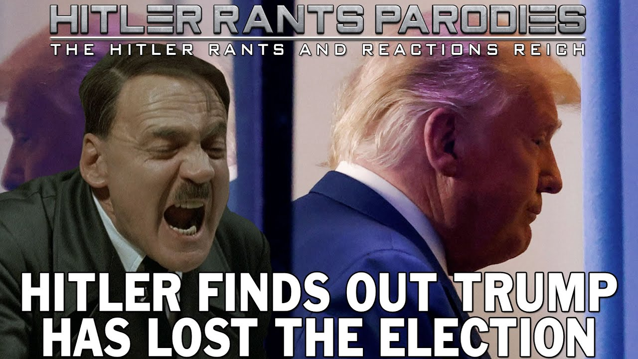 Hitler finds out Trump has lost the election