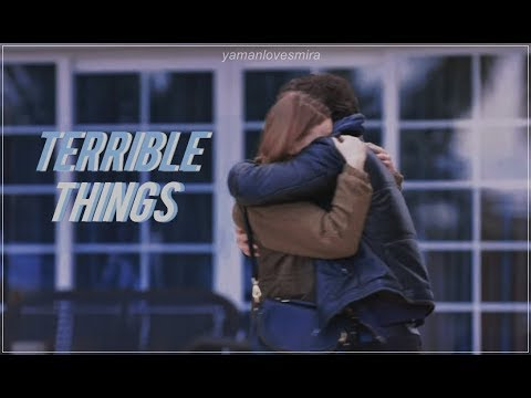 terrible things - yamira