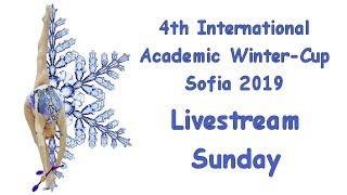 Academic Winter-Cup Sofia 2019 🔴  Livestream Sunday