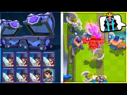 EXECUTIONER GEMMING & TROLLING - Clash Royale