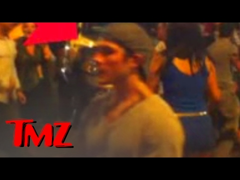 Roger Huerta in Bloody Street Fight! -- Caught on Tape -- Ex-UFC Fighter | TMZ from YouTube · Duration:  2 minutes 29 seconds