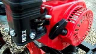 Запуск двигателя бензинового мотоблока Forte МБ-8А(, 2010-10-19T11:57:05.000Z)