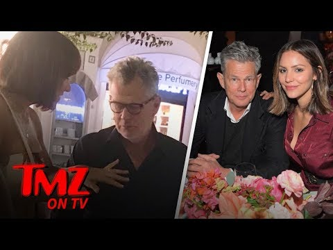 Katharine McPhee and David Foster Are Engaged | TMZ TV Mp3