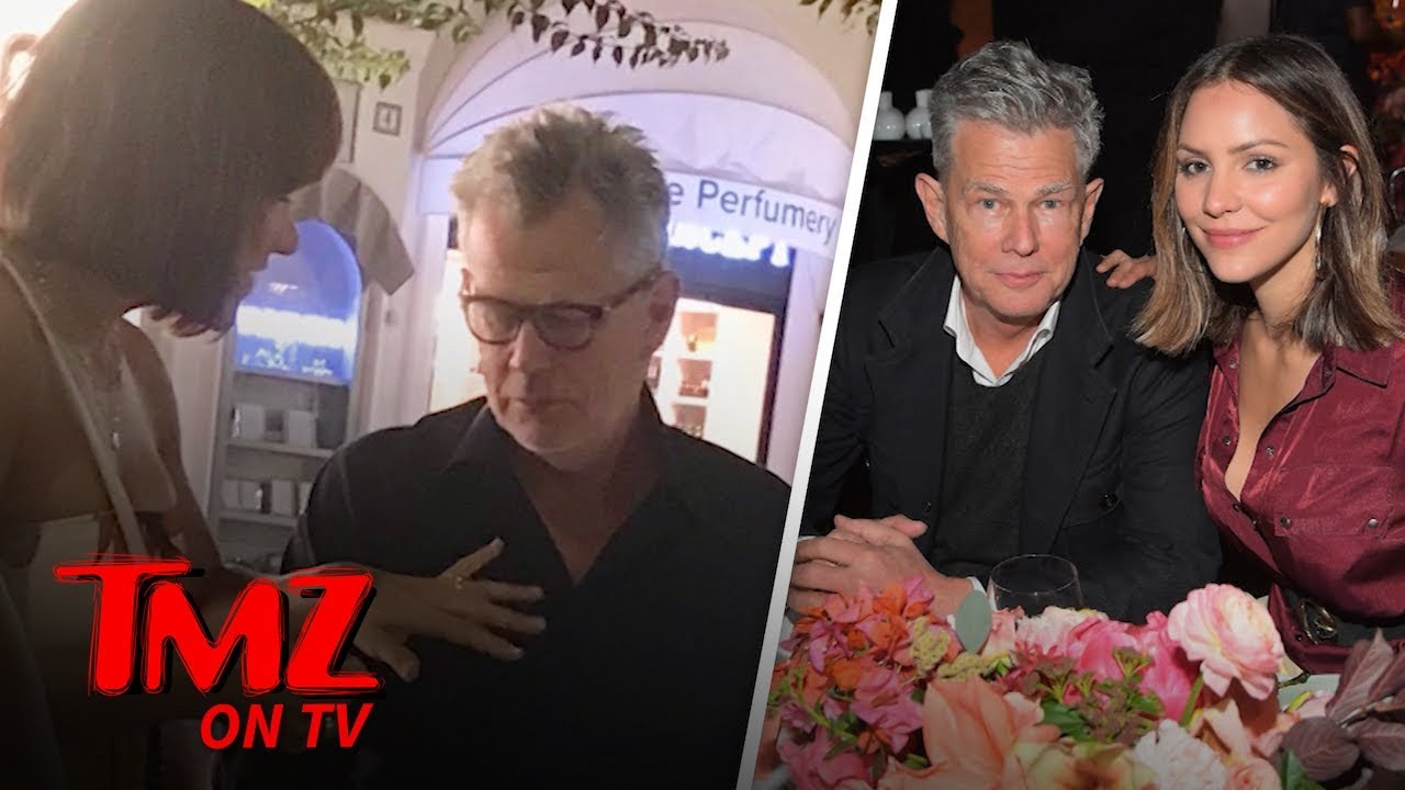 Katharine McPhee and David Foster Are Engaged   TMZ TV