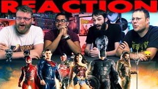Justice League Special Comic-Con Footage REACTION!!