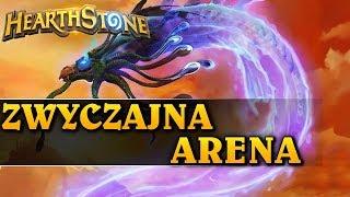 ZWYCZAJNA ARENA - MAGE - Hearthstone Arena