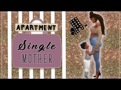 NEW LP 🎆 The Sims 4 Single Mother 🎆 Apartment Build