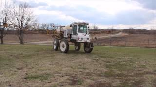 1998 Tyler Patriot WT self-propelled sprayer for sale | sold at auction April 23, 2014