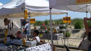 bradley beach nj the third annual lobster fest hosted by the bradley beach chamber of commerce