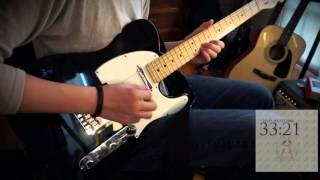 『さわやか会社員』by『相対性理論』ギター.