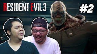DIA MUNCUL! - Resident Evil 3 Remake Walkthrough (2)