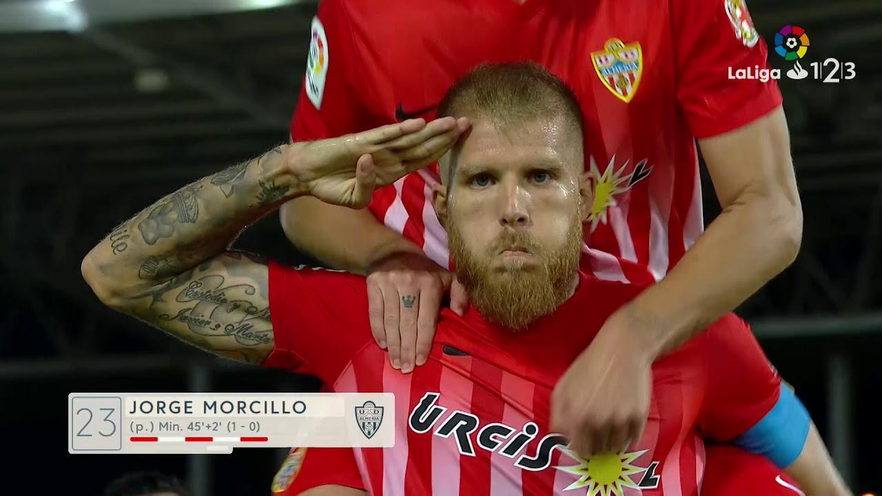 Almeria 3-0 Sevilla Atletico