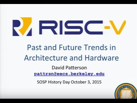 Past and future of hardware and architecture