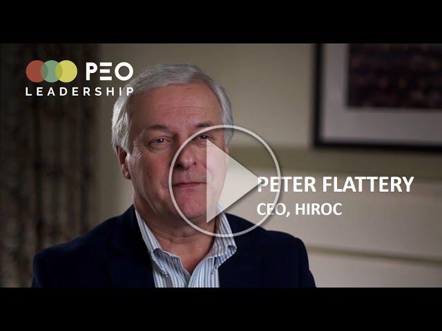 Case Study - Peter Flattery, HIROC