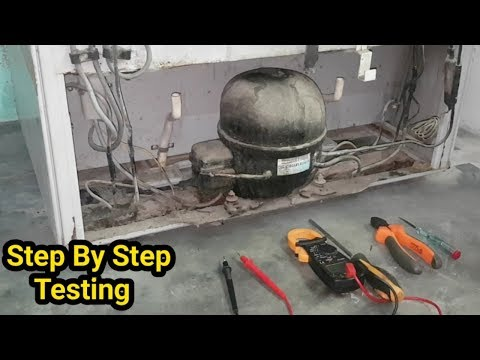 Tracing fault step by step refrigerator full shortage