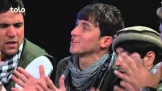 Qarsak panjshir 1395/2016 at Nouroz