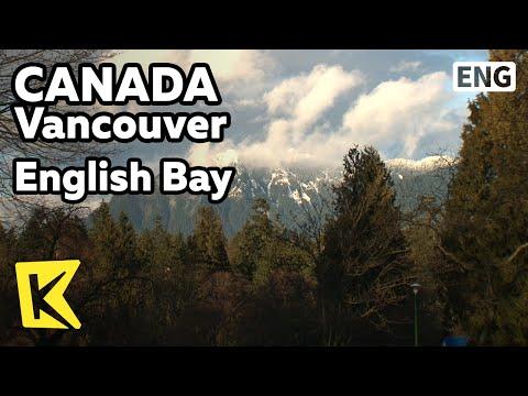 【K】Canada Travel-Vancouver[캐나다 여행-밴쿠버] 가장 아름다운 해안 산책로 잉글리시베이/English Bay/Coast/Walk