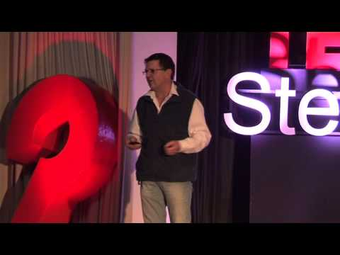Connecting with urban waterways: Kevin Winter at TEDxStellenbosch