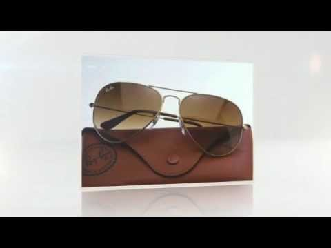 47bf9c6e16a The Ray Ban Aviator RB3025 001 51 in Arista Crystal Brown Gradient. Fashion  Eyewear