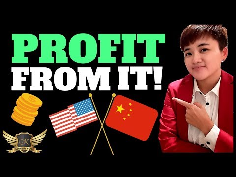 U.S China Trade War Explained by Forex Trader