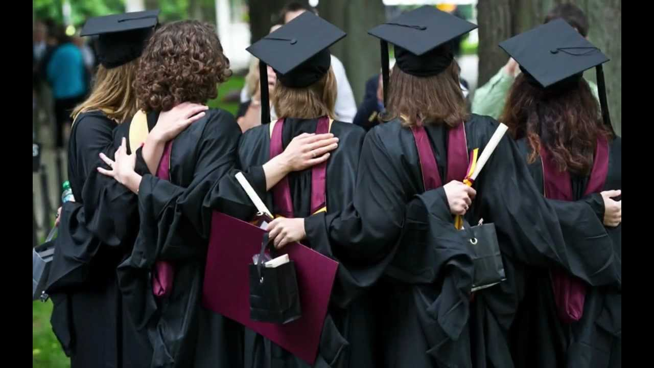 Commencement 2012 - Boston College School of Social Work - Video ...