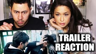EK VILLAIN Trailer Reaction by Jaby & Jolie Robinson!