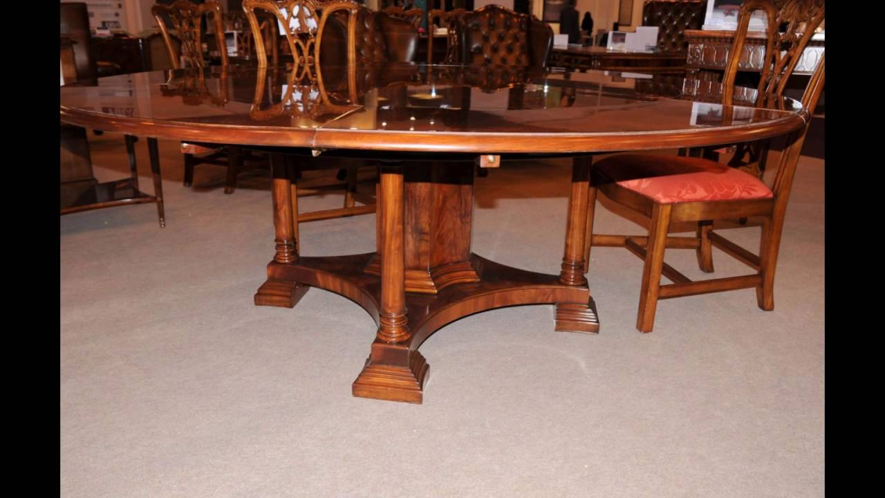 Expandable Dining Room Table Antique Expandable Dining Room Tables  Youtube
