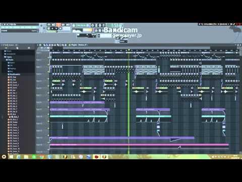 サカナクション - 新宝島(インスト)(FL Studio12