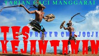 """""""Tarian Caci Manggarai"""" oleh Para Frater Claretian Yogyakarta (Pentas Budaya)"""