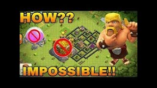 Strangest player in clash of clans ||GAMING WITH SUVA