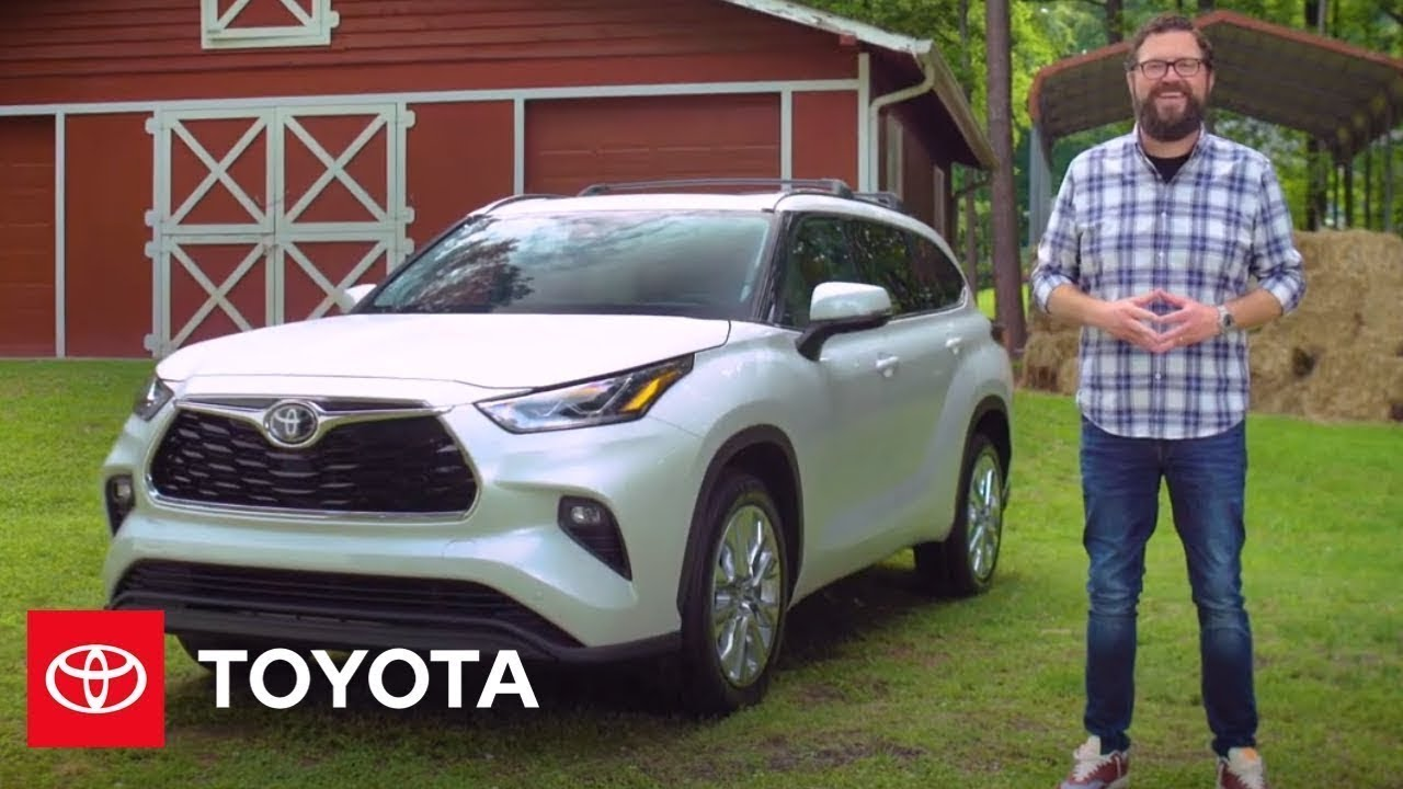 What's New in the Latest Toyota Highlander? | Toyota